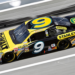 April 16, 2011; Talladega, AL, USA; NASCAR Sprint Cup Series driver Marcos Ambrose (9) during qualifying for the Aarons 499 at Talladega Superspeedway.   Mandatory Credit: Derick E. Hingle