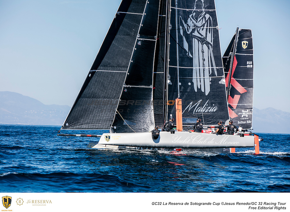 GC32 Sotogrande 2016. <br /> Image licensed to Jesus Renedo