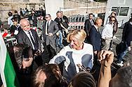Emiliano Albensi<br /> 29/10/2016 Roma (Italia)<br /> Manifestazione PD Basta un S&igrave;<br /> Nella foto: il ministro della Difesa, Roberta Pinotti<br /> <br /> Emiliano Albensi<br /> 29/10/2016 Rome (Italy)<br /> Democratic Party demonstration in support of the Constitutional Reform referendum<br /> In the picture: the Defence minister, Roberta Pinotti
