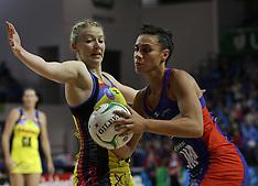 Auckland-Netball-ANZ Championship, Mystics v Pulse