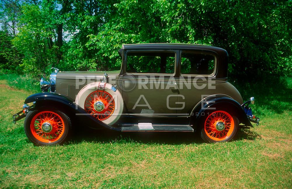 1931 Chevrolet 5 Passenger Coupe