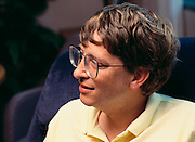 Bill Gates (born 1955), US business executive and computer engineer. Gates made his fame and fortune in the personal computer boom of the 1980s. His company, Microsoft Corporation, produced operating systems (MS-DOS) and application programs (Windows) that became the World standard for so-called IBM-compatible computers. Microsoft Corporation is the World's leading software company, and Gates himself became the youngest billionaire when he was just 31 years old. (1995).