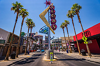"""Vegas"" Neon Sign, Fremont East District"