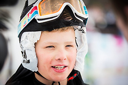Athlete during Luza 9 event at ski resort RTC Krvavec, on April 6, 2014 in Krvavec, Slovenia. Photo by Vid Ponikvar / Sportida