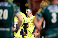 Ben Curry of Sale Sharks - Mandatory by-line: Matt McNulty/JMP - 15/09/2017 - RUGBY - AJ Bell Stadium - Sale, England - Sale Sharks v London Irish - Aviva Premiership