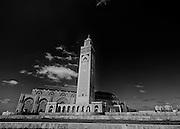 Minaret of the Koutoubia Mosque, Marrakesh, Morocco