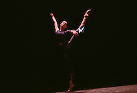 "ROH2 Artsit in residence, Cathy Marston's triple bill at the Linbury Studio Theatre. Christina Arestis in ""Traces"""