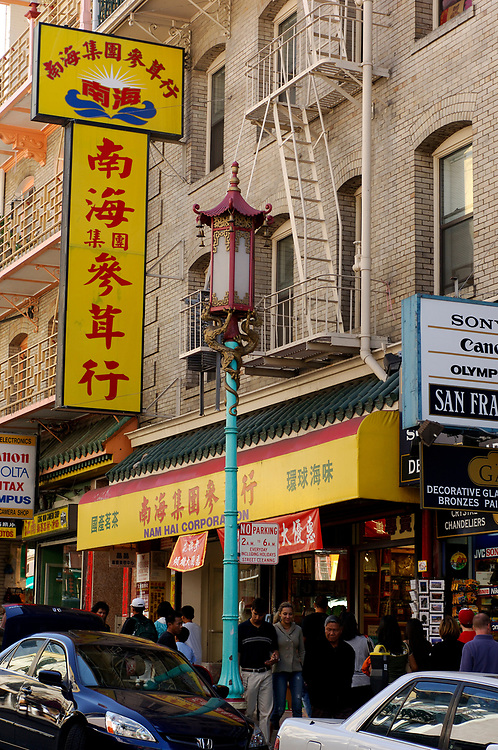 Chinatown, San Francisco, California, United States of America