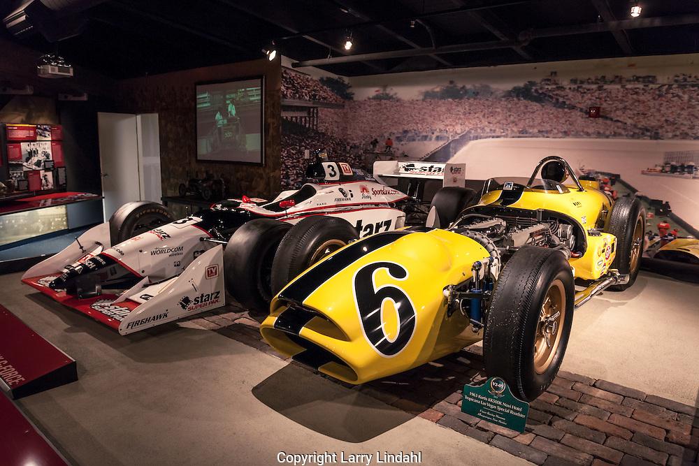 Unser Racing Museum, Albuquerque, New Mexico,