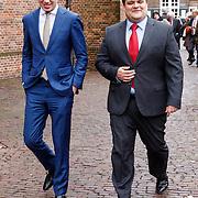 NLD/Naarden/20160325 - Mattheus Passion 2016 Naarden, Jan Kees de Jager en ..............
