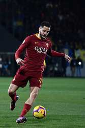 February 23, 2019 - Frosinone, Italia - Foto Alfredo Falcone - LaPresse.23/02/2019 Frosinone ( Italia).Sport Calcio.Frosinone - Roma.Campionato di Calcio Serie A Tim 2018 2019 - Stadio Benito Stirpe di Frosinone.Nella foto:manolas..Photo Alfredo Falcone - LaPresse.23/02/2019 Frosinone (Italy).Sport Soccer.Frosinone - Roma.Italian Football Championship League A Tim 2018 2019 - Stadium Benito Stirpe of Frosinone.In the pic:manolas (Credit Image: © Alfredo Falcone - Lapresse.&Quot/Lapresse via ZUMA Press)
