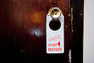 Please Do Not Disturb, Point Motel, Stevens Point, WI.