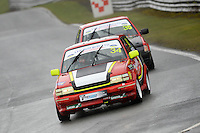 #34 Nick Richardson Ford Fiesta XR2 during Lee Bowron Ltd XR Challenge - Qualifiying  as part of the Easter Family Fun Day - Oulton Park Fosters at Oulton Park, Little Budworth, Cheshire, United Kingdom. March 28 2016. World Copyright Peter Taylor/PSP. Copy of publication required for printed pictures.  Every used picture is fee-liable. http://archive.petertaylor-photographic.co.uk