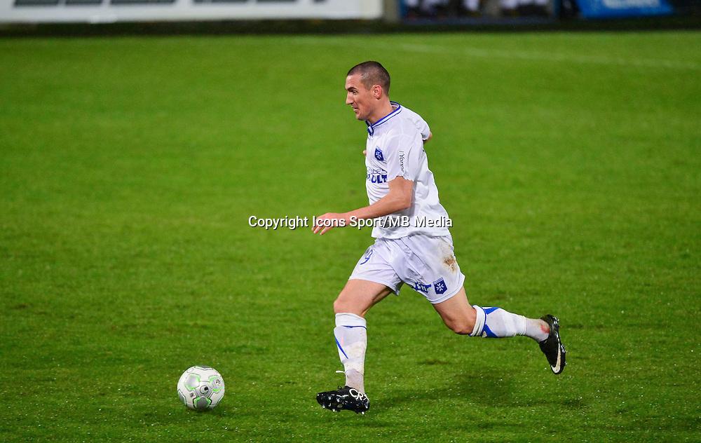 Vincent GRAGNIC   - 19.12.2014 - Auxerre / Niort - 18e journee Ligue 2<br /> Photo : Dave Winter / Icon Sport