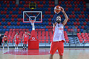 Luigi Datome<br /> Nazionale Italiana Maschile Senior<br /> Eurobasket 2017<br /> Allenamento<br /> FIP 2017<br /> Telaviv, 30/08/2017<br /> Foto Ciamillo - Castoria/ M.Longo
