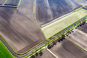 Nederland, Drenthe, Gemeente Emmen, 01-05-2013; Meineszwijk, ten westen van <br /> Amsterdamscheveld (Erica) voormalig veengebied.<br /> Former peat moor area (Eastern Holland).<br /> luchtfoto (toeslag op standard tarieven);<br /> aerial photo (additional fee required);<br /> copyright foto/photo Siebe Swart