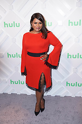 Mindy Kaling at the 2019 Hulu Upfront in New York City.