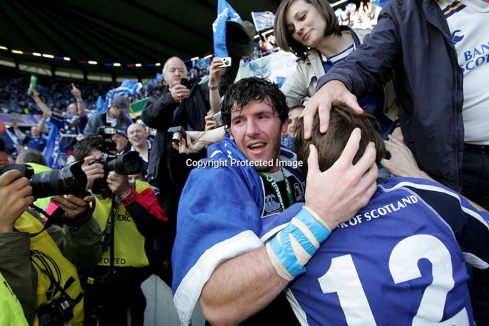 Heineken Cup Final, Murrayfield, Edinburgh, Scotland 23/5/2009<br />