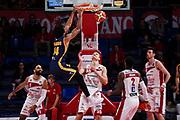 McAdoo James Michael<br /> VL Pesaro - Fiat Torino<br /> Lega Basket Serie A 2018/2019<br /> Pesaro 13/01/2019<br /> M.Ciaramicoli   Ciamillo Castoria