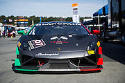 May 2-4, 2014: Laguna Seca Raceway. #7 Harry Blazer, Chris Hall, Jota Corse, Lamborghini of Palm Beach