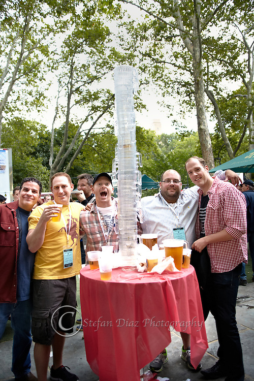 Central Park Oktober Fest & Air Berlin Tent, New York City 2010-2011