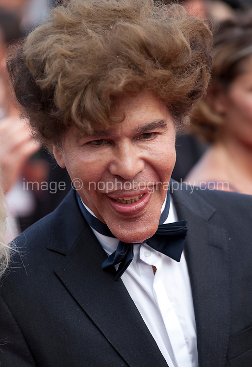 Igor Bogdanov at Twin Peaks gala screening at the 70th Cannes Film Festival Thursday 25th May 2017, Cannes, France. Photo credit: Doreen Kennedy