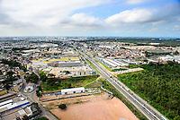 Brasil - Espirito Santo - Serra - Vista aerea da Reta do Aeroporto - Foto: Gabriel Lordello/ Mosaico Imagem