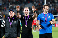 Rugby Union - 2019 Rugby World Cup - Bronze Final (Third Place Play-Off): Wales vs. France<br /> <br /> Kieran Read of New Zealand at Tokyo Stadium, Tokyo.<br /> <br /> COLORSPORT/LYNNE CAMERON