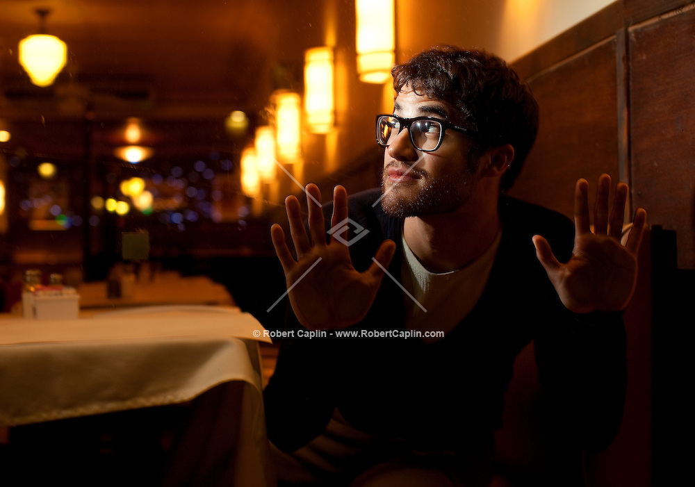 "Actor Darren Criss will be starring for three weeks in ""How To Succeed in Business Without Really Trying"" on Broadway. ..Photo by Robert Caplin."