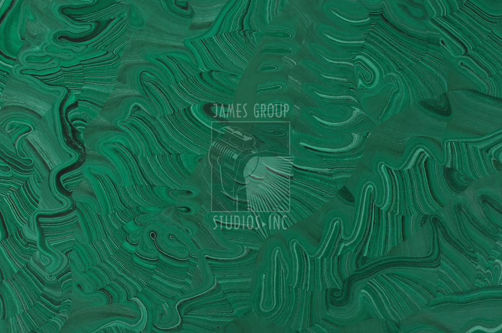 A Green Swirl Texture/Background