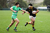 Wellington U19 v Manawatu U19 - 2 September 2017