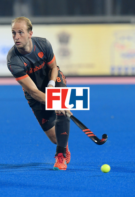 Odisha Men's Hockey World League Final Bhubaneswar 2017<br /> Match id:12<br /> Belgium v Netherlands<br /> Foto: Billy Bakker (Ned) <br /> COPYRIGHT WORLDSPORTPICS FRANK UIJLENBROEK