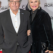 NLD/Amsterdam//20191003 - Première The Book of Mormda,. , Edwin de Vries en partner Monique van der Ven