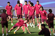 Atletico Training Session 090517