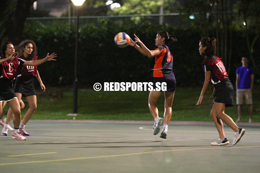 National University of Singapore, Monday, September 16, 2013 – The National University of Singapore (NUS) defeated Singapore Management University (SMU) 75–24 to set up a showdown with Nanyang Technological University (NTU) for the Singapore University Games (SuniG) Netball Championship title. Story: http://www.redsports.sg/2013/09/18/sunig-netball-nus-smu-2/