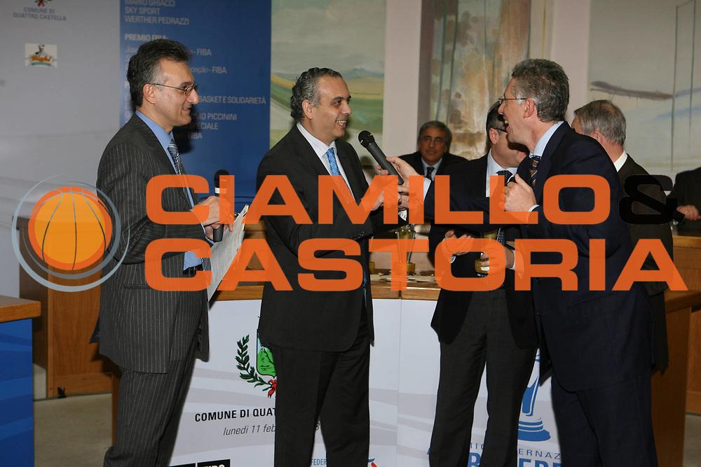 DESCRIZIONE : Quattro Castella Premio Reverberi 2008 <br /> GIOCATORE : Saez Dallari <br /> SQUADRA : <br /> EVENTO : Premio Internazionale Pietro Reverberi 22&deg; Trofeo Fiba Oscar del Basket 2008 <br /> GARA : <br /> DATA : 11/02/2008 <br /> CATEGORIA : <br /> SPORT : Pallacanestro <br /> AUTORE : Agenzia Ciamillo-Castoria/G.Ciamillo