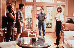 1989; When Harry Met Sally.  . Original Film Title: When Harry Met Sally.  , PICTURED: MEG RYAN, BILLY CRYSTAL, Director: Rob Reiner, IN CAST: Billy Crystal, Meg Ryan, Carrie Fisher, Bruno Kirby  (Credit Image: © CASTLE ROCK/Entertainment Pictures/ZUMAPRESS.com)