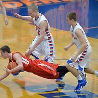 1.22.2015 Firelands at Edison Boys Varsity Basketball