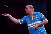 Vincent Van de Voort during the Darts World Championship 2018 at Alexandra Palace, London, United Kingdom on 18 December 2018.