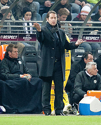 14.12.2011, UPC Arena, Graz, AUT, UEFA Europa League , Sturm Graz vs AEK Athen FC, im Bild Franco Foda (SK Puntigamer Sturm Graz, Headcoach) // during UEFA Europa League football game between Sturm Graz and AEK Athens FC at UPC Arena in Graz, Austria on 14/12/2011. EXPA Pictures © 2011, PhotoCredit: EXPA/ E. Scheriau