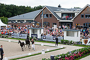 Arena<br /> Excellent Dressage Sales<br /> Longines FEI/WBFSH World Breeding Dressage Championships for Young Horses 2016<br /> © DigiShots