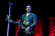 Avenged Sevenfold performing at Rock on the Range at Crew Stadium in Columbus, OH on May 21, 2011