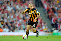 Dean Marney (Hull). Arsenal Vs Hull City. Barclays Premier League. Emirates Stadium. London. 27/09/2008. Credit Colorsport/Garry Bowden