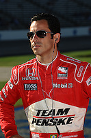 Helio Castroneves, Bombardier Learjet 550, Texas Motor Speedway, Ft. Worth, TX USA 6/7/08
