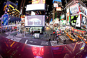 New York, New York. Etats Unis. 15 Decembre 2010.Times Square..New York, New York. United States. December 15th 2010.Times Square.