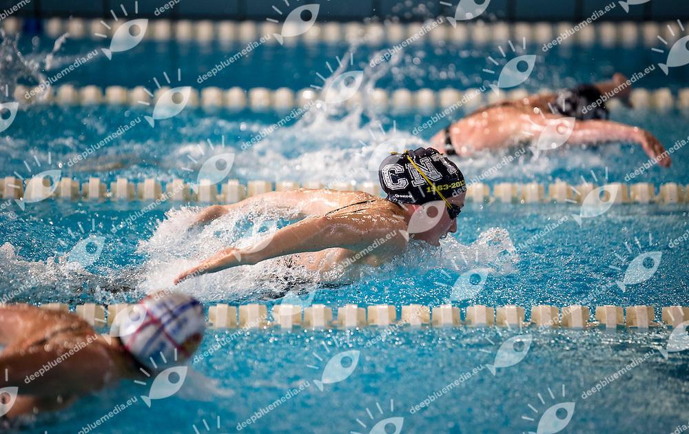 TERNO Federica - NC Milano<br /> 200m Butterfly Women<br /> IV Trofeo Citta di Milano Swimming Nuoto<br /> Day01 - 7 March 2014<br /> D. Samuele Swimming Pool<br /> Milano Italy<br /> Photo P.Mesiano/Deepbluemedia/Inside