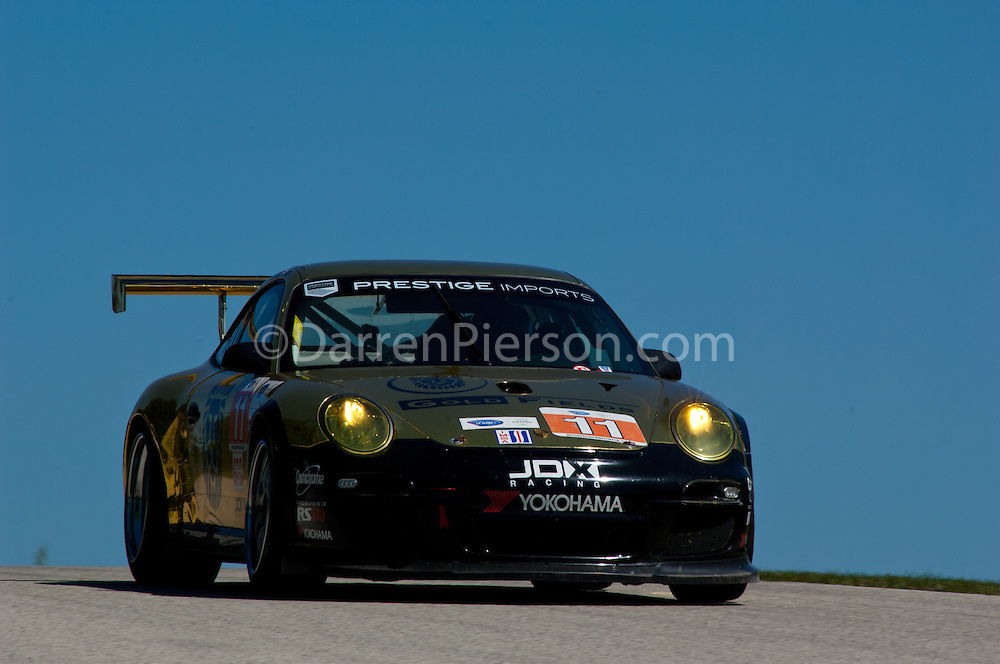 #11 JDX Racing Porsche 911 GT3 Cup: Nick Ham, Chris Thompson