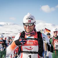 Fossavatnsgangan - Race 2017
