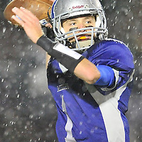 10.19.2012 Elyria Catholic at Midview Varsity Football