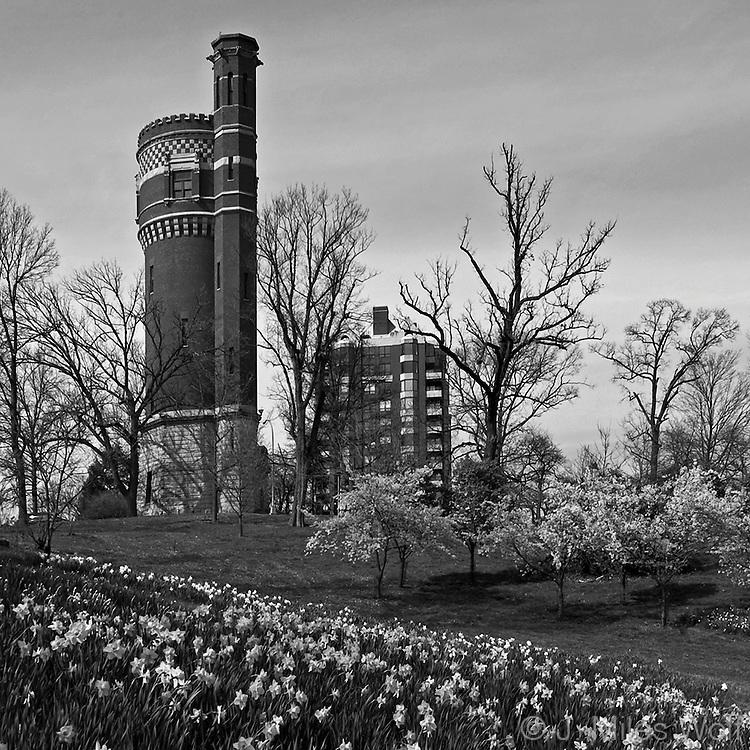 Eden Park Water Tower